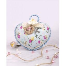 Patchwork kit Spring Pincushion ACS-0129