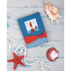 Patchwork kit MARITIME DREAMS (NOTEBOOK COVER) ACS-0131