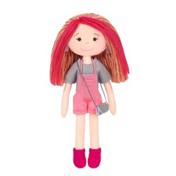 Sewing kit Lea. Doll with changeable clothes D-0222