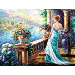 Cross Stitch Kit My goddess art. 65-04