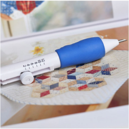 1 Pc Three Sized Embroidery Stitching Needle Punching Punch Craft Tool Kit