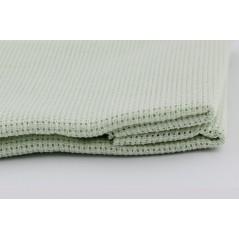 1 Pc Very light green Cotton Aida 11 ct 50 x 50cm