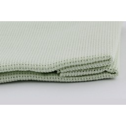 1 Pc Very light green Cotton Aida 11 ct 50 x 50cm