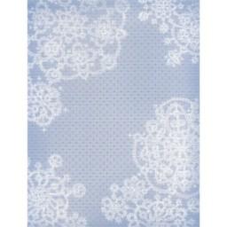 1 Pc Designer Fabric Aida 18ct 18.5x26.5 cm KD-009