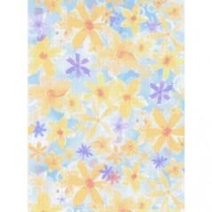 1 Pc Designer Fabric Aida 14ct 18.5x26.5 cm KD14-137