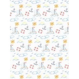 1 Pc Designer Fabric Aida 14ct 40x30cm KD14-120