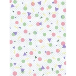 1 Pc Designer Fabric Aida 14ct 18.5x26.5 cm KD14-133