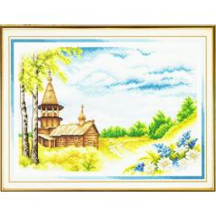 Cross Stitch Kit Summer Day PS-0193