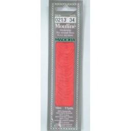 MADEIRA Six strand 100% cotton floss 10m Art. 017 Col. 0213