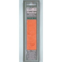 MADEIRA Six strand 100% cotton floss 10m Art. 017 Col. 0301