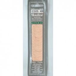MADEIRA Six strand 100% cotton floss 10m Art. 017 Col. 0305