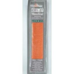MADEIRA Six strand 100% cotton floss 10m Art. 017 Col. 0311