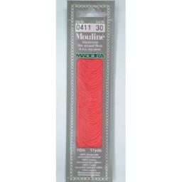 MADEIRA Six strand 100% cotton floss 10m Art. 017 Col. 0411