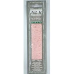 MADEIRA Six strand 100% cotton floss 10m Art. 017 Col. 0502