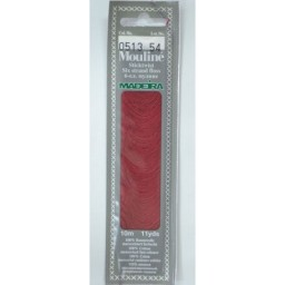 MADEIRA Six strand 100% cotton floss 10m Art. 017 Col. 0513