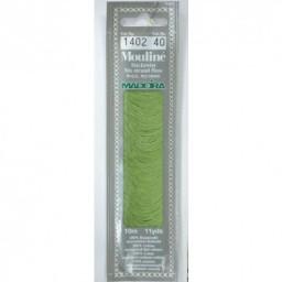 MADEIRA Six strand 100% cotton floss 10m Art. 017 Col. 1402