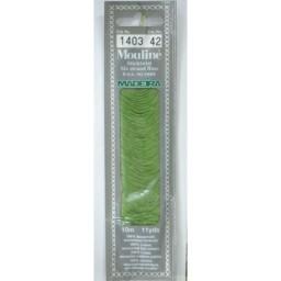 MADEIRA Six strand 100% cotton floss 10m Art. 017 Col. 1403