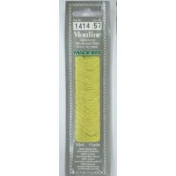 MADEIRA Six strand 100% cotton floss 10m Art. 017 Col. 1414