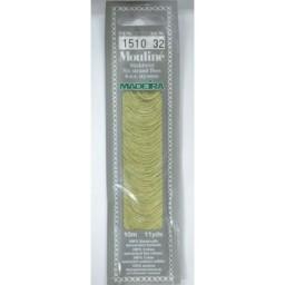 MADEIRA Six strand 100% cotton floss 10m Art. 017 Col. 1510