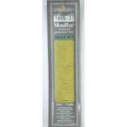 MADEIRA Six strand 100% cotton floss 10m Art. 017 Col. 1605