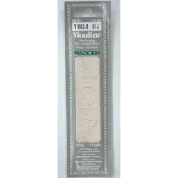 MADEIRA Six strand 100% cotton floss 10m Art. 017 Col. 1804