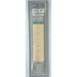 MADEIRA Six strand 100% cotton floss 10m Art. 017 Col. 1908
