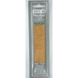MADEIRA Six strand 100% cotton floss 10m Art. 017 Col. 2011