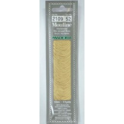 MADEIRA Six strand 100% cotton floss 10m Art. 017 Col. 2109