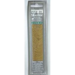 MADEIRA Six strand 100% cotton floss 10m Art. 017 Col. 2112