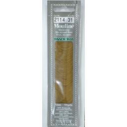 MADEIRA Six strand 100% cotton floss 10m Art. 017 Col. 2114