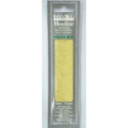 MADEIRA Six strand 100% cotton floss 10m Art. 017 Col. 2205