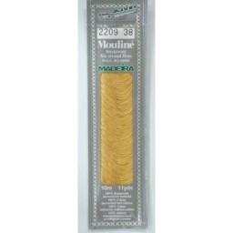 MADEIRA Six strand 100% cotton floss 10m Art. 017 Col. 2209