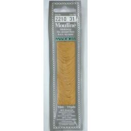 MADEIRA Six strand 100% cotton floss 10m Art. 017 Col. 2210
