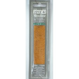 MADEIRA Six strand 100% cotton floss 10m Art. 017 Col. 2213