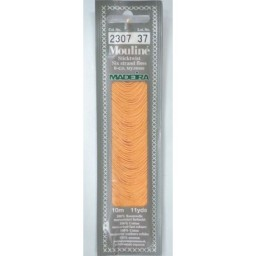 MADEIRA Six strand 100% cotton floss 10m Art. 017 Col. 2307