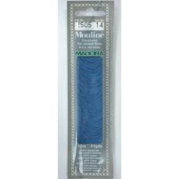 MADEIRA Six strand 100% cotton floss 10m Art. 017 Col. 2505