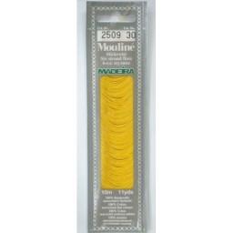 MADEIRA Six strand 100% cotton floss 10m Art. 017 Col. 2509