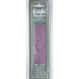 MADEIRA Six strand 100% cotton floss 10m Art. 017 Col. 2613