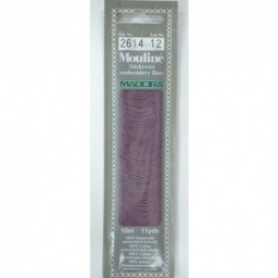 MADEIRA Six strand 100% cotton floss 10m Art. 017 Col. 2614