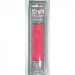 MADEIRA Six strand 100% cotton floss 10m Art. 017 Col. 2708