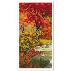 Cross Stitch Kit Bright autumn HHD2080