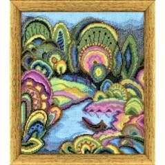 Cross Stitch Kit Landscape CT-17