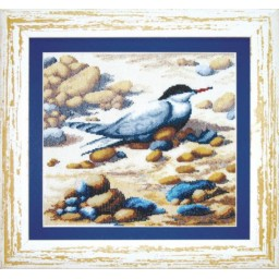 Cross Stitch Kit Bird ST-30