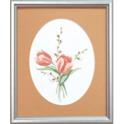 Embroidery Kit Spring bouquet GL-014