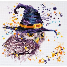 Cross Stitch Kit Secret with Miracles AH-058