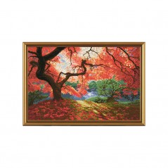 Cross Stitch Kit Autumn rays HB3006