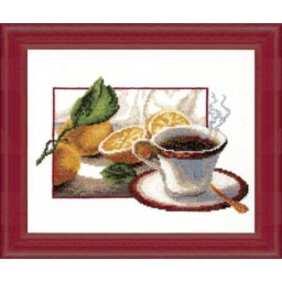 Cross Stitch Kit Coffee art. 285