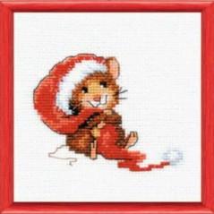 Cross Stitch Kit Christmas art. 444