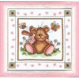 Cross Stitch Kit Friends A-029