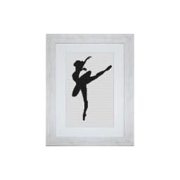 Cross Stitch Kit Ballerina B2273